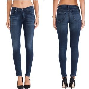A GOLD E Colette Skinny in Onasis Mid Rise Size 28